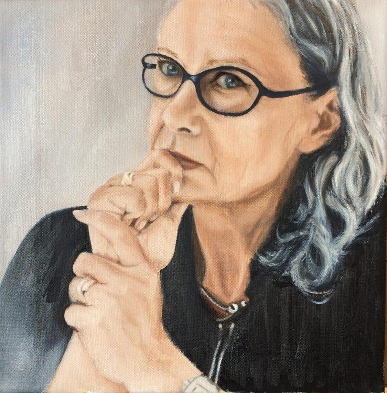 Birgitte Mogensen - 40 x 40
