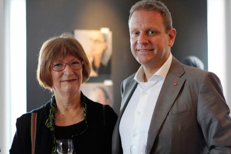 udstilling med Lis Kjærgaard